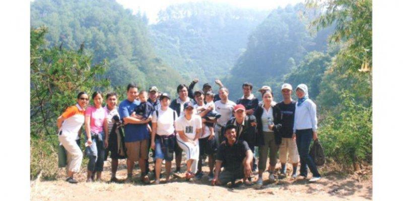 Palm Semesta Engineering, Fuji Electric Authorized Distributor - 2008 Company Trip, Pangandaran